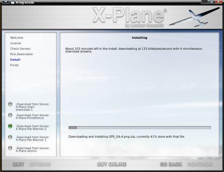 x-plane download install